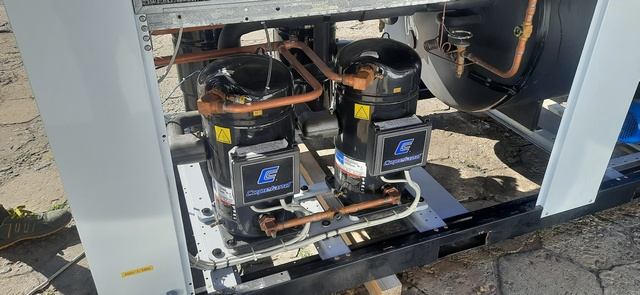 Serwis agregatu wody lodowej OPK ICE 230 SKiC Robert Aptacy