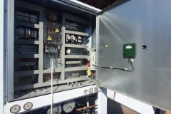 Kontrola i kalibracja sterowania chiller OPK ICE230