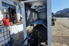 Przegląd chiller OPK ICE230 SKiC Ronert Aptacy