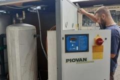 Serwisujemy chiller PIOVAN - SKIC Robert Aptacy