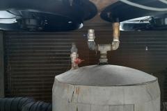 Zbiornik wody chiller PIOVAN - SKIC Robert Aptacy