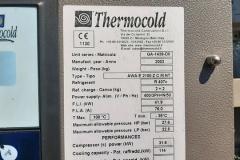 Naprawa Serwis Chiller Thermocold GA-1439 SKiC Robert Aptacy
