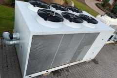 Chiller WEISS 320 kW FREE COOLING wetylatory