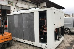 ChillerTech Serwis Chiller WEISS 320 kW FREE COOLING