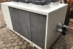 ChillerTech Wiktor Aptacy Serwis Agregat wody lodowej WEISS 320 kW FREE COOLING