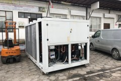 SKiC Robert Aptacy Serwis Chiller WEISS 320 kW FREE COOLING