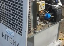 Serwis osuszacza sprężonego powietrza HITEMA GB962