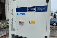 Naprawa MTA TAE EVO 602 ChillerTech Wiktor Aptacy