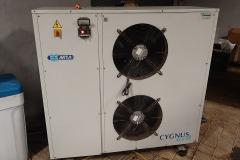 Serwis Naprawa chiller MTA CY051 Cygnus Tech SKiC Robert Aptacy ChillerTech Wiktor Aptacy