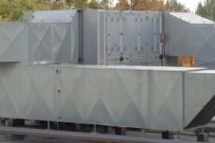 Naprawa i serwis wentylacji mechanicznej Centrala VTS CLIMA SKiC Robert Aptacy