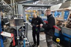 Woda lodowa instalacja - ChillerTech chłodzenie maszyn