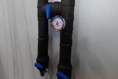 Woda lodowa instalacja - by pass