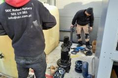 Woda lodowa instalacja - montaż i uruchomienie chiller