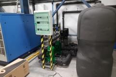Woda lodowa instalacja - systemy pomp