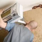 Montaż klimatyzacji jednostka wewnętrzna SPLIT
