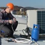 Montaż klimatyzacji jednostka zewnętrzna