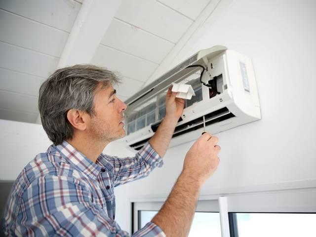Sprzedaż montaż klimatyzacji