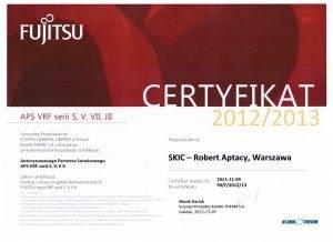 APS Fujitsu VRF