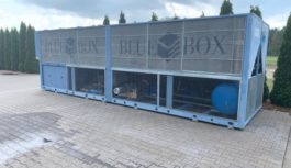Chiller BlueBox 500 kW