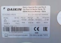 Serwis chiller Daikin EWAD560D