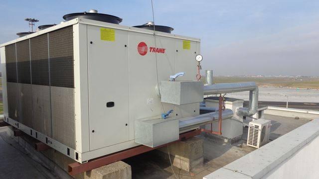 Chiller wody lodowej -generator wody lodowej Carrier