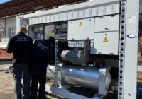 Agregat wody lodowej Carrier 30GX-122