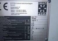 HYFRA SIGMA 16‑S